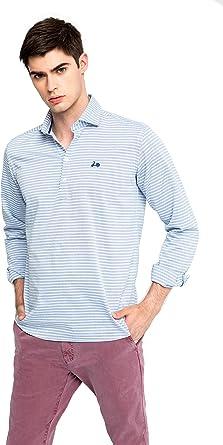 Scotta 1985 - Camisa Polera de Algodón para Hombre: Amazon.es: Ropa y accesorios