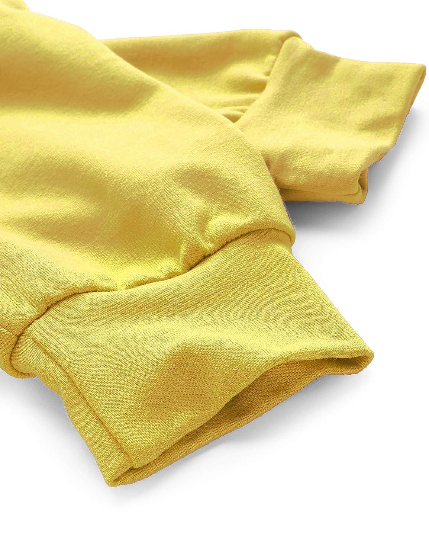 DIDK Womens Hoodies Long Sleeve Splice 3 Color Hooded Sweatshirt
