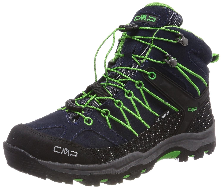 CMP Unisex Rigel Mid Wp Trekking-& Wanderstiefel , , Blau (B.Blau-Gecko) , , 41 EU d73982