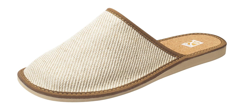 Confort chaussons femmes cuir ou de lin liege B07H6CC9PV femmes orteil fermés ou ouverts pantoufles tailles 36-41 Lw04e 59a02f7 - digitalweb.space