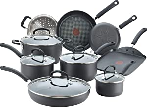 T-fal E918SE Ultimate Hard Anodized Nonstick