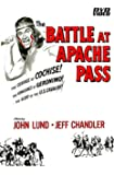 The Battle At Apache Pass-DVD-R-Starring John Lund and Jeff Chandler
