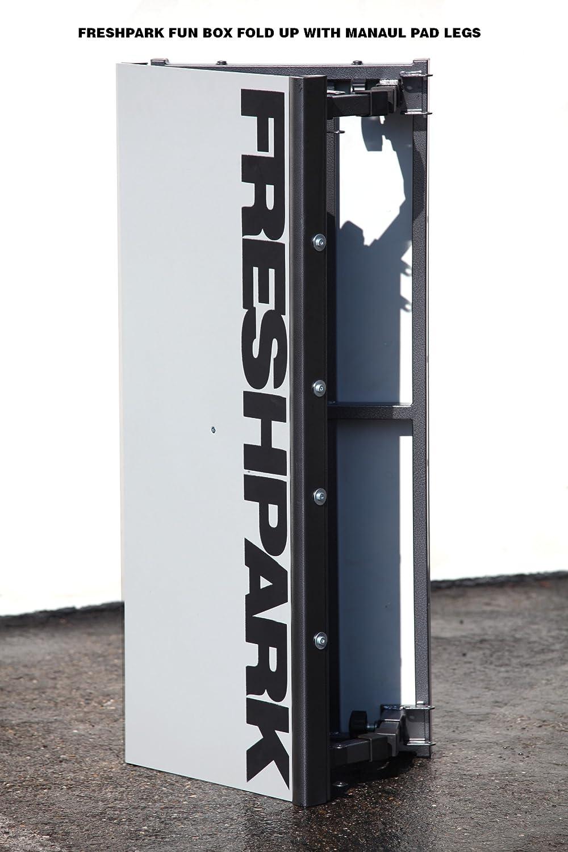amazon com freshpark combo kit 5 fun box and wedge ramp combo