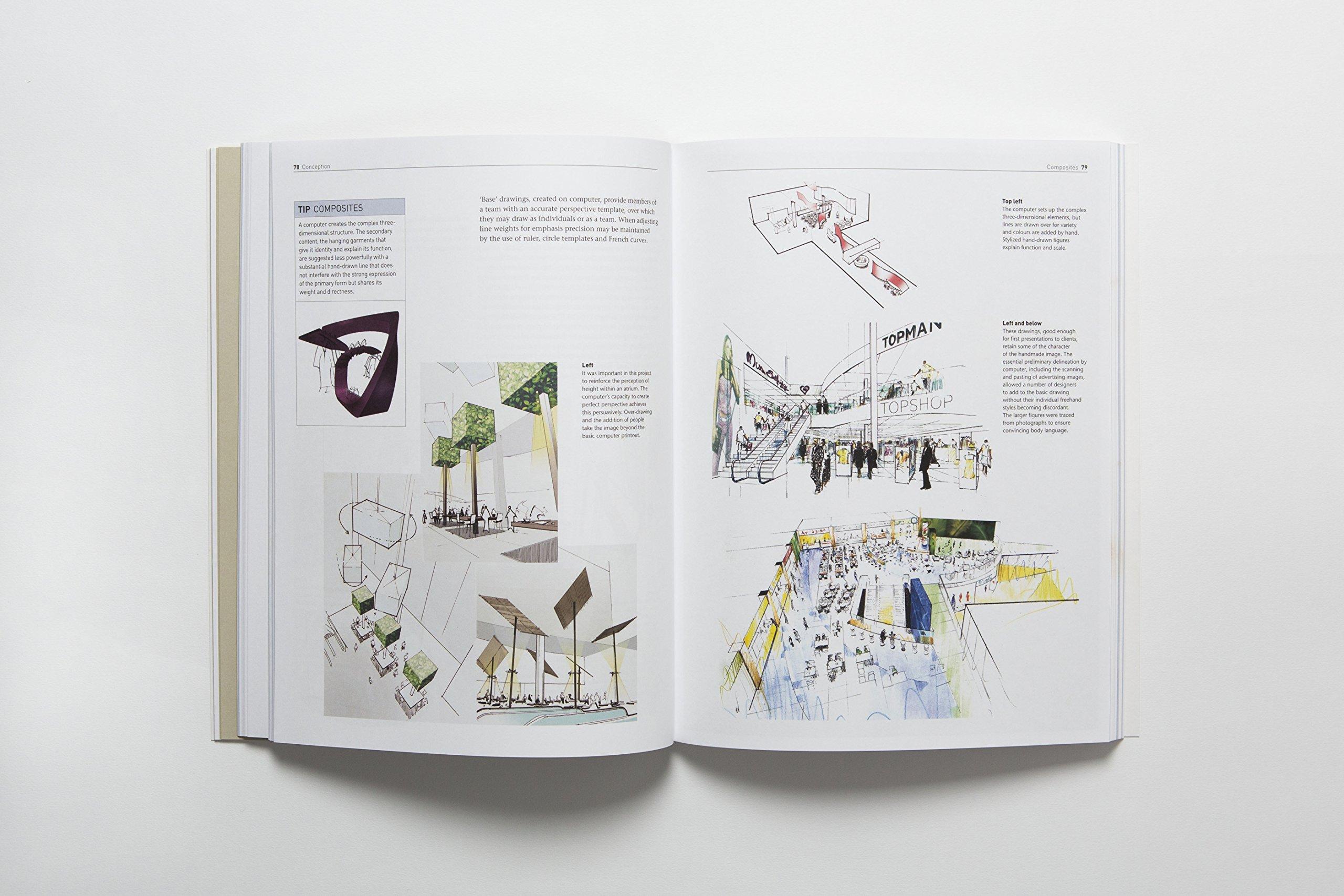 Interior Design Illustrated Marker And Watercolor Techniques Edition