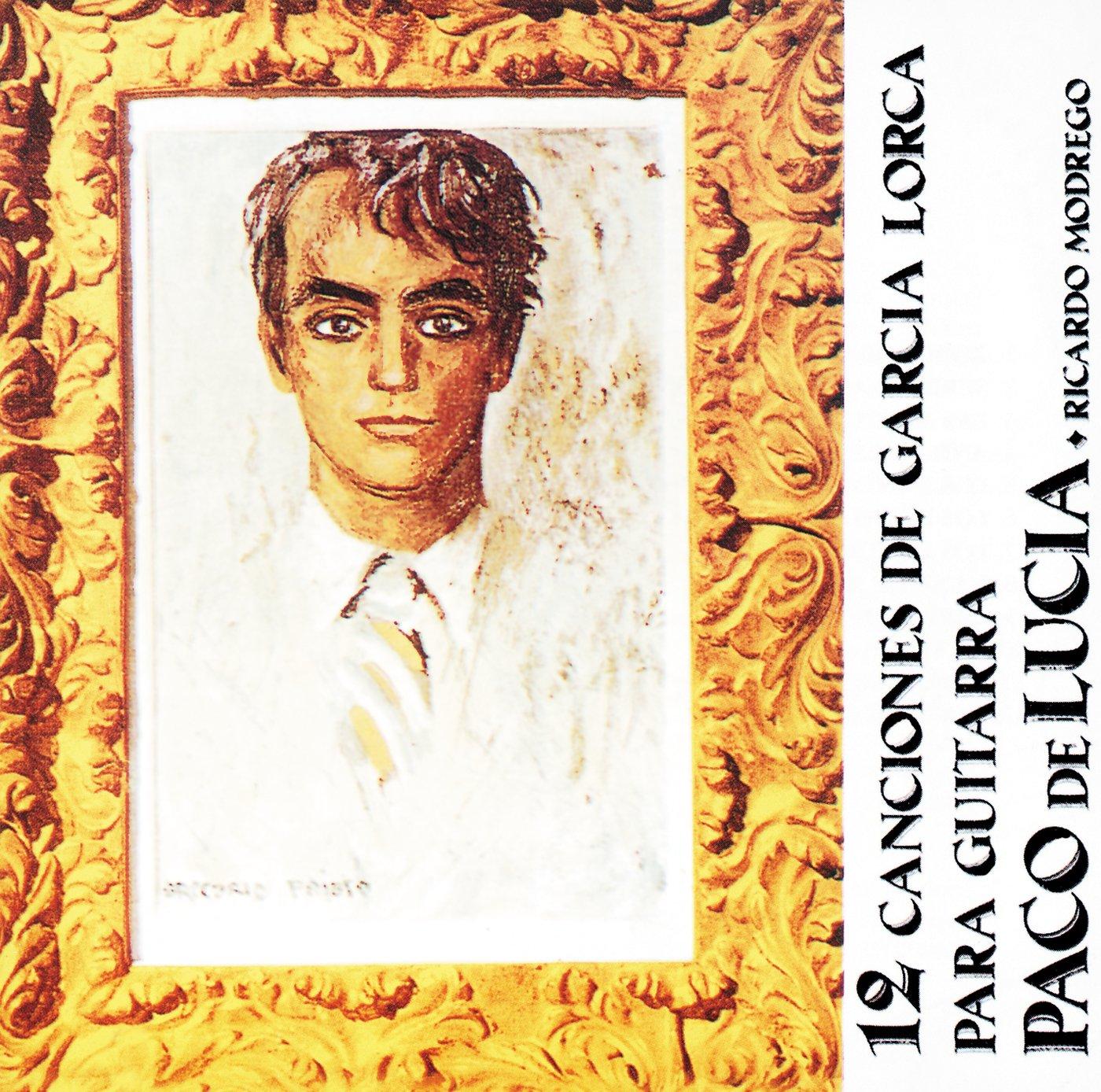12 Canciones De Garcia Lorca Para Guitarra: Ricardo Modrego: Amazon.es: Música