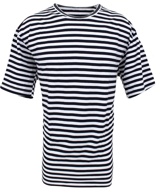 Ruso azul marino T-Shirt azul marino, blanco Talla:xx-large