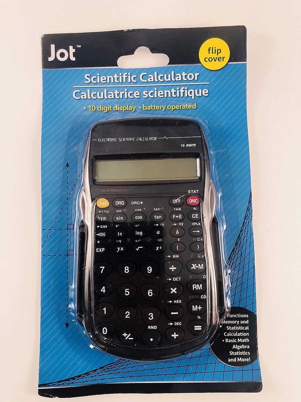 10/cifre del Scientific Calculator by Jot