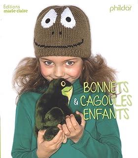 4d170322e073 Amazon.fr - Bonnets rigolos pour enfants de 3 mois à 8 ans - Marie ...