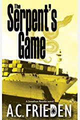 The Serpent's Game (Jonathan Brooks, Book 2) Mass Market Paperback