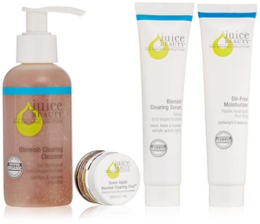 Juice Beauty Organics Skin Clearing System