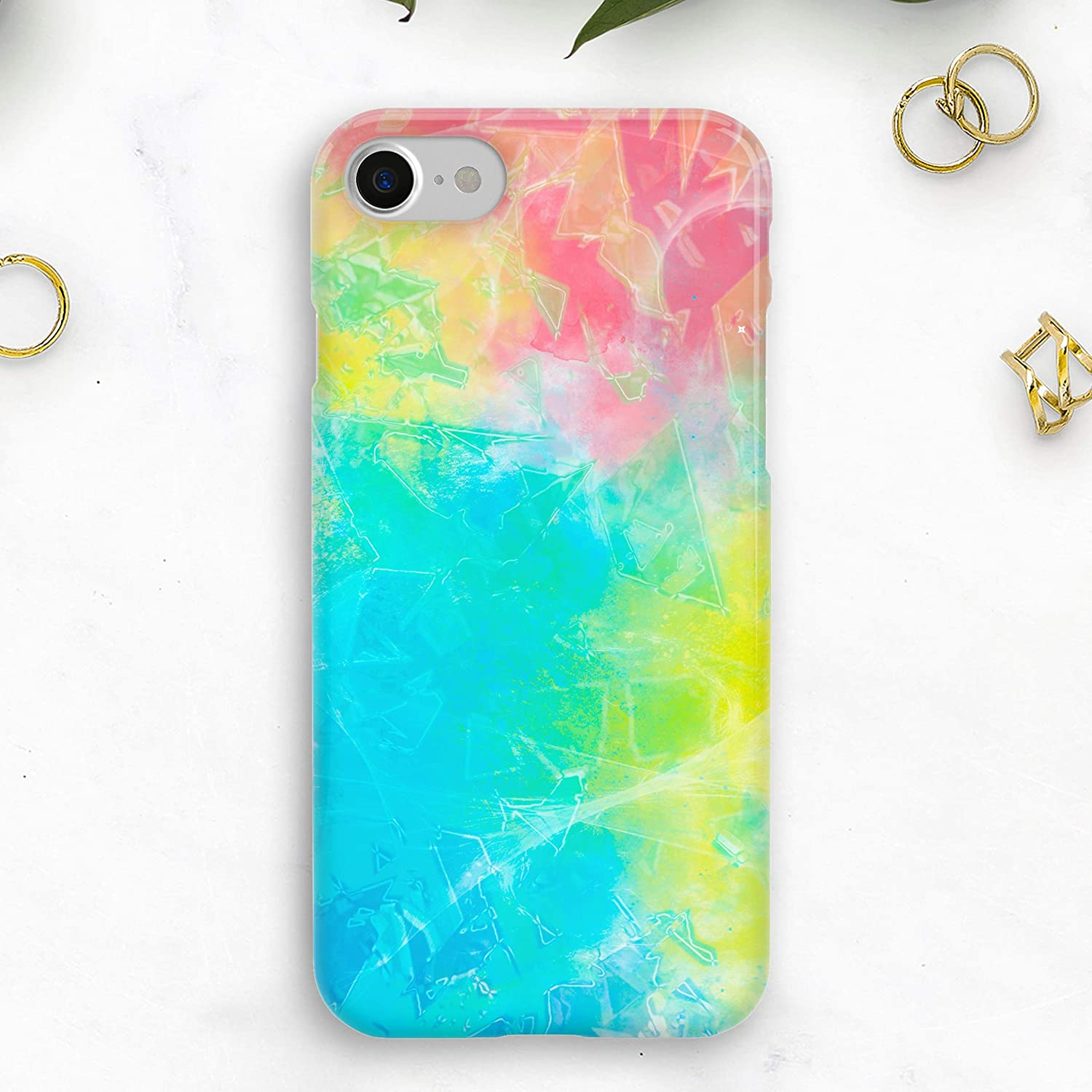 the best attitude 51583 c2f20 Amazon.com: Fire Opal Phone Case, Opal iPhone case, Galaxy S8 Case ...