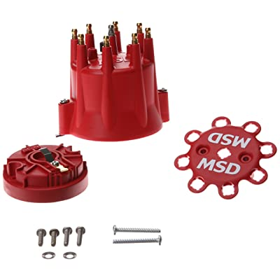 MSD Ignition 84335 Standard Cap/Rotor Kit: Automotive