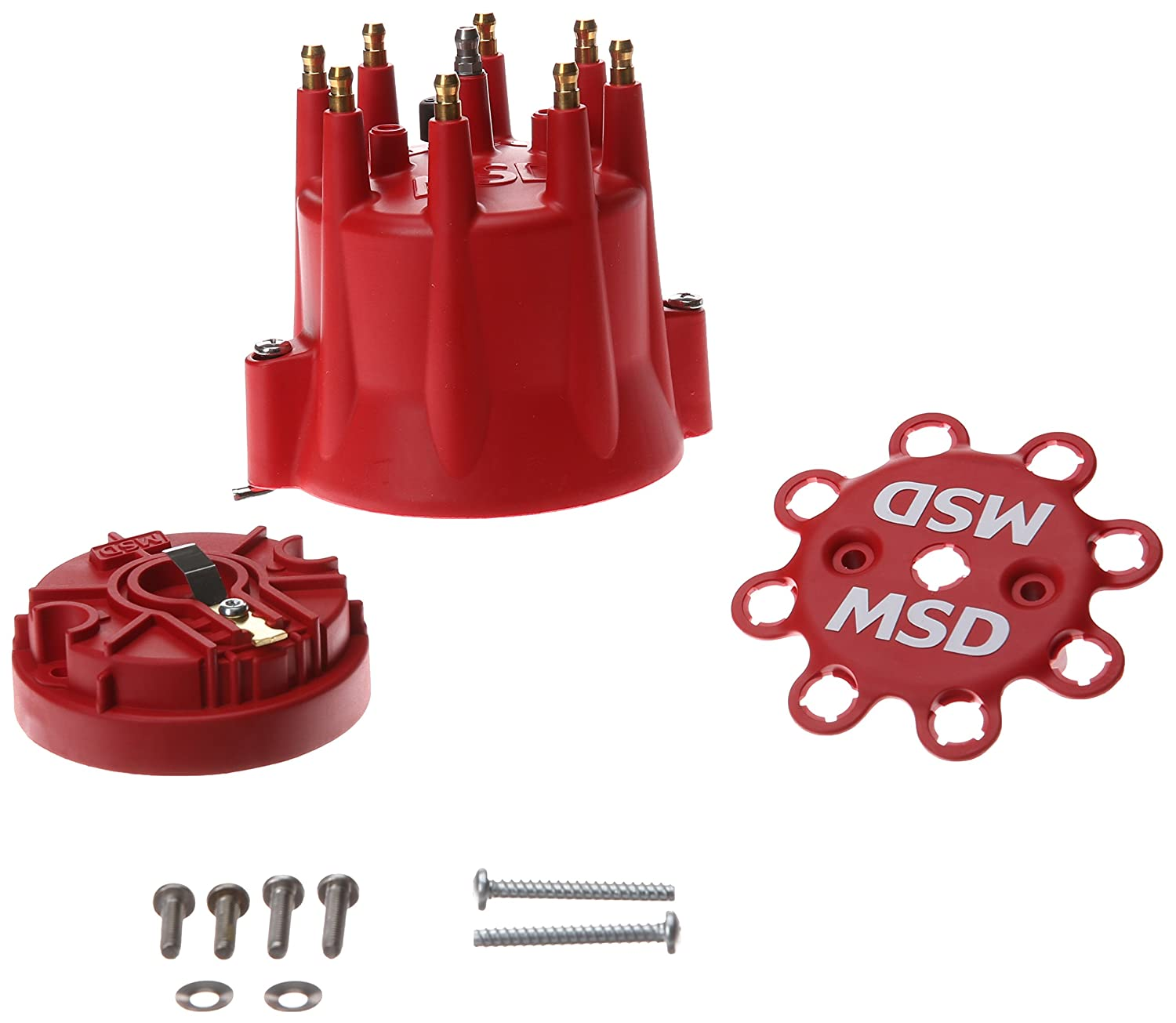 MSD Ignition 84335 Standard Cap/Rotor Kit