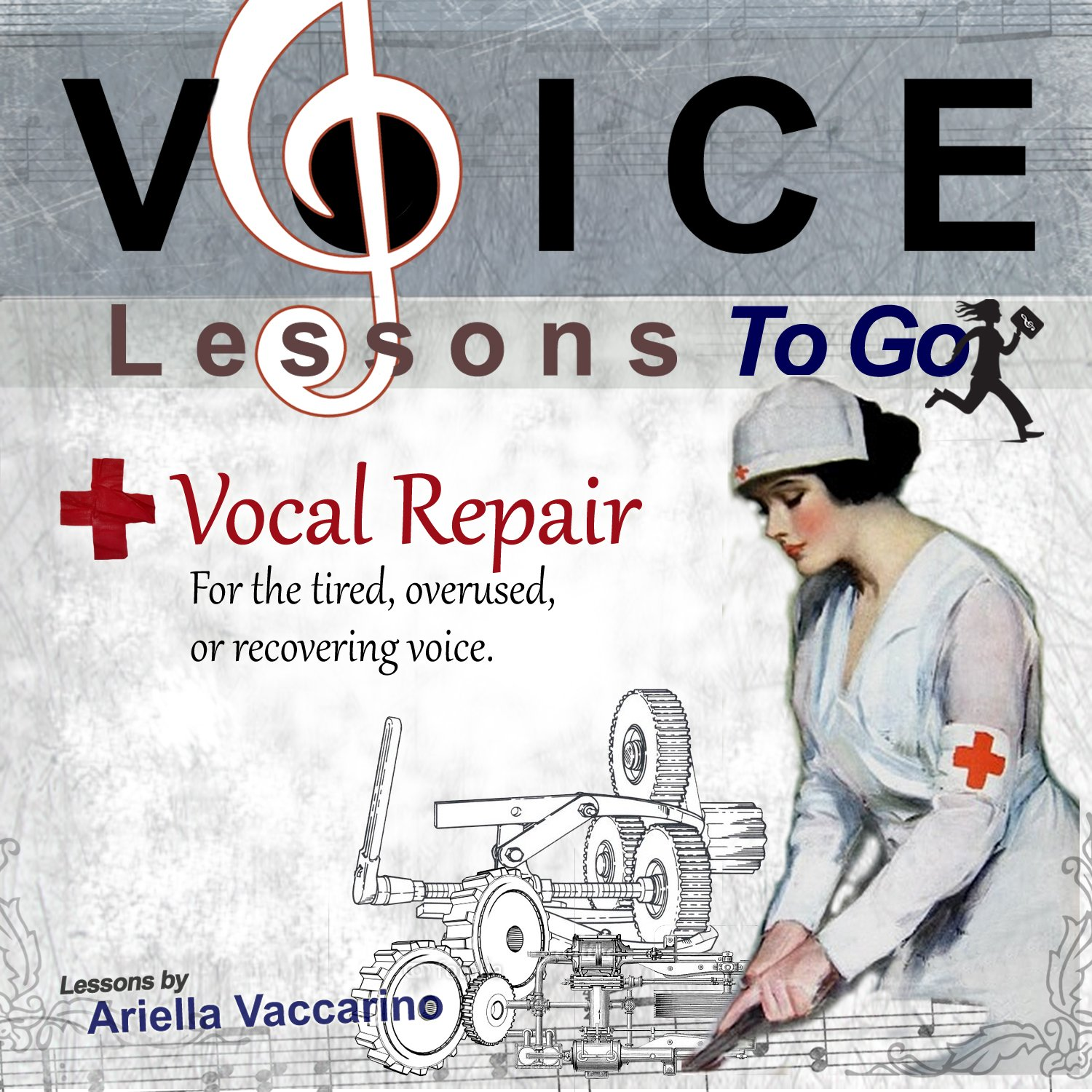 Voice Lessons to Go: Vocal Repair