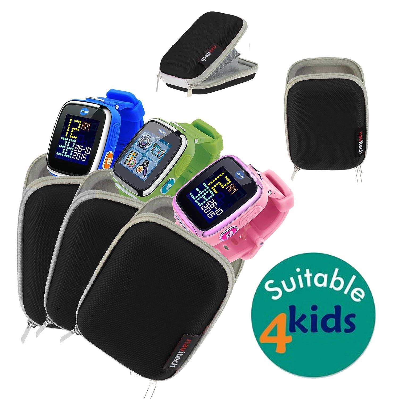 Amazon.com: Navitech Black Hard Protective Watch / Wristband ...