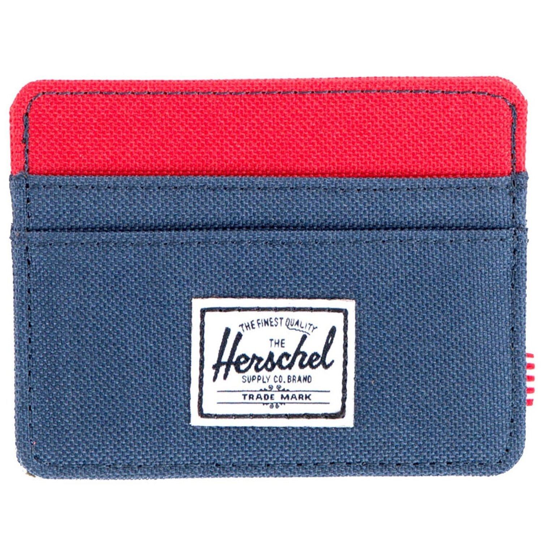Herschel Supply Company Credit Card Case Charlie, 1 Liters, Black 10045
