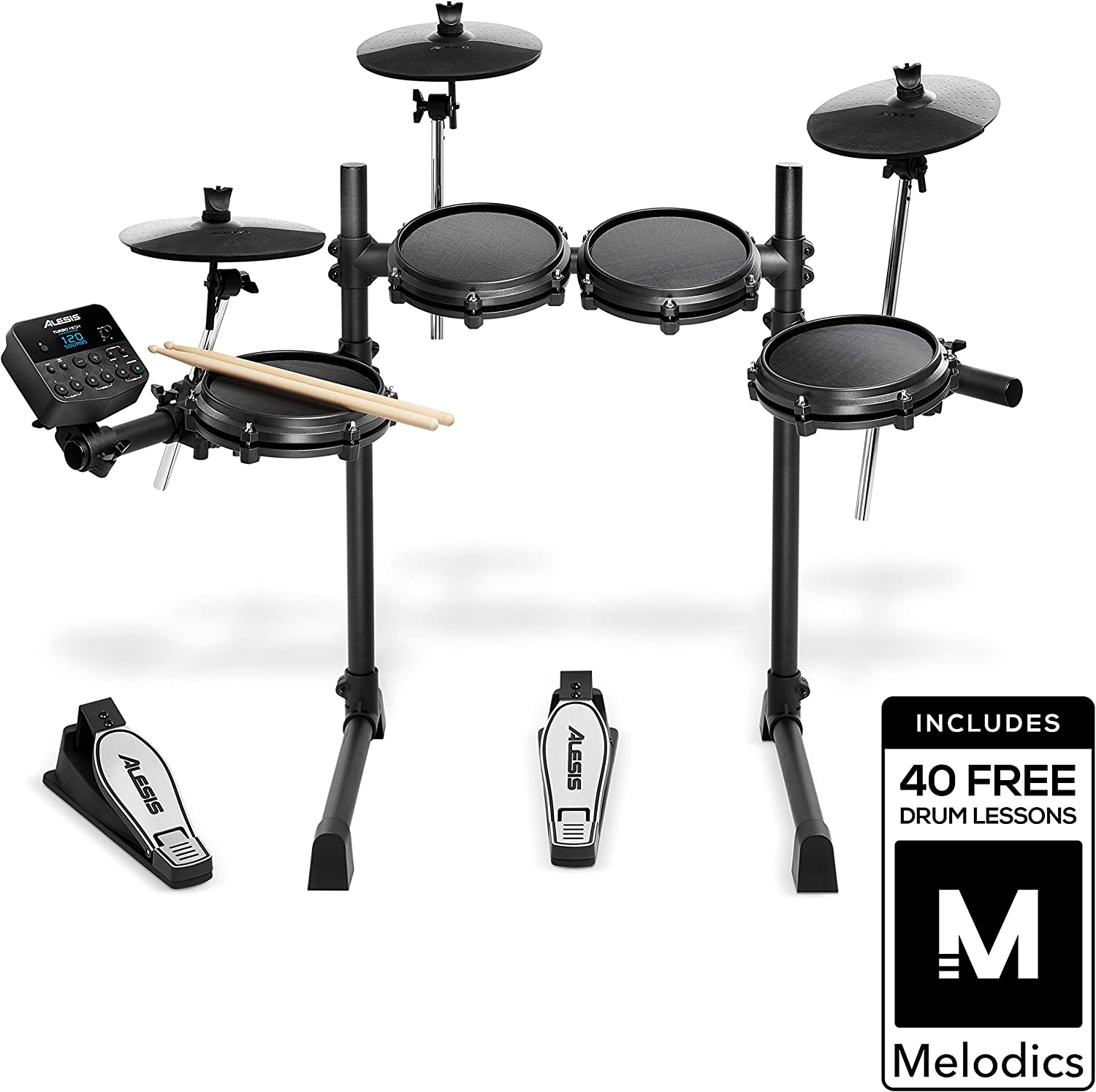Top 7 Best Beginners Electronic Drum Set under $500 to $1000 4
