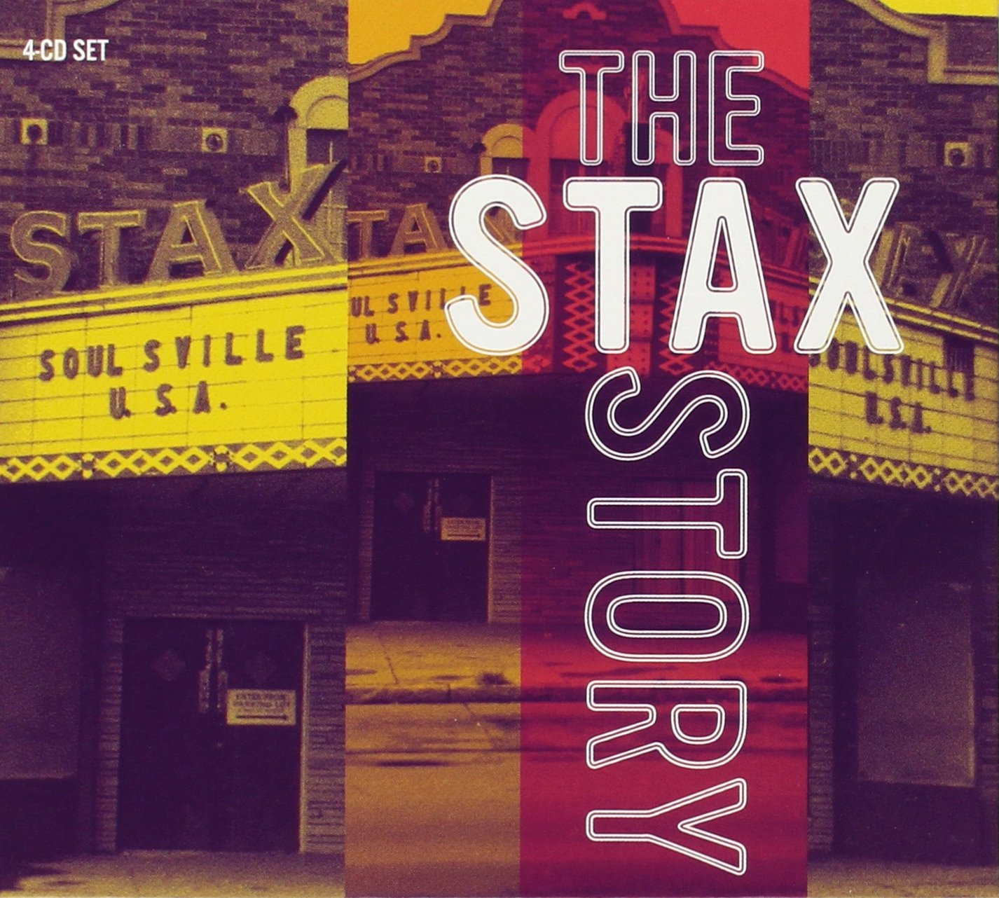 The Stax Story [4 CD] by Stax