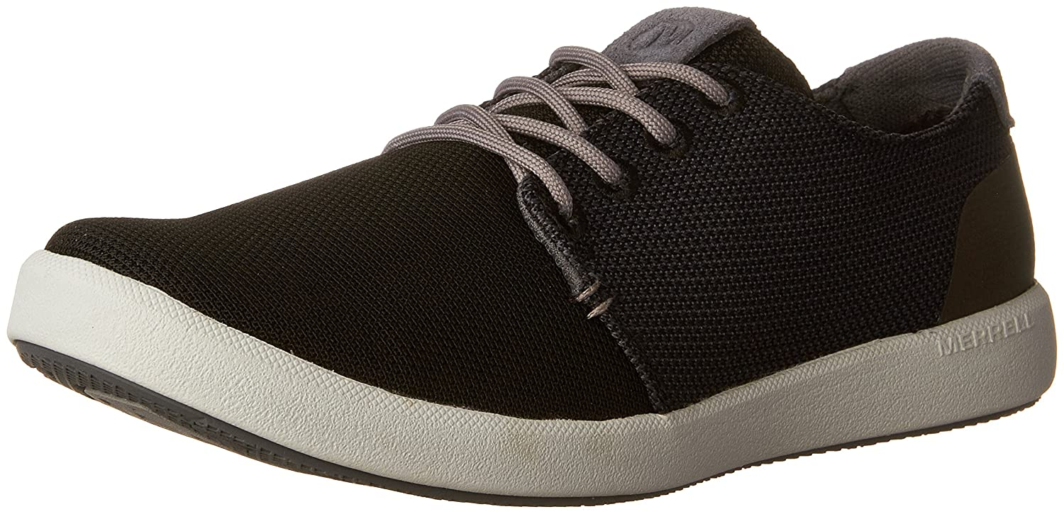 Merrell Women's Freewheel Mesh Lace Fashion Sneaker B01HJ1I4KK 9.5 B(M) US|Black