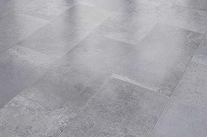 Visiog rande laminato piastrelle di cemento estrich grigio mm
