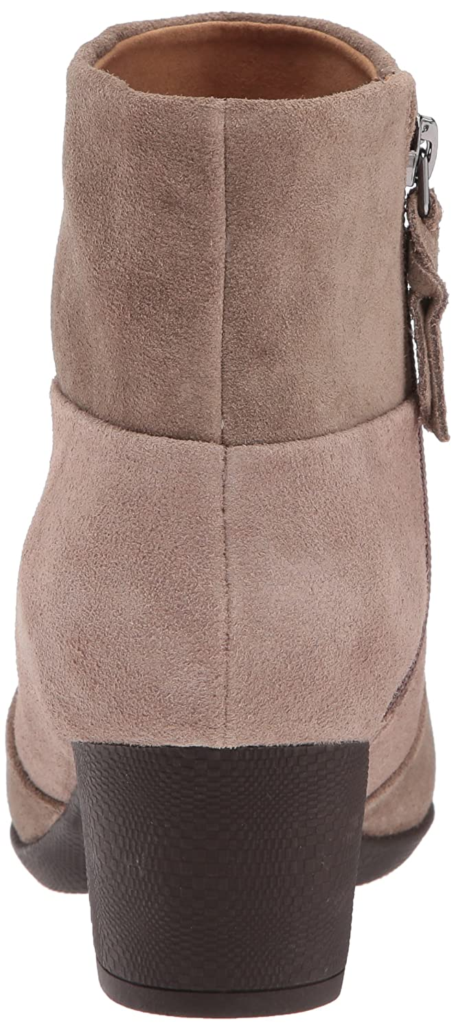 SoftWalk Women's Inspire Ankle Bootie B01MU31REP 12 N US|Dark Taupe
