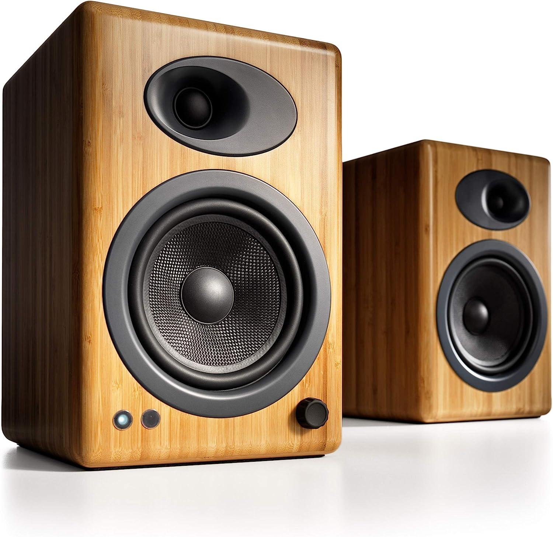 Audioengine オーディオエンジン A5+ パワードスピーカー
