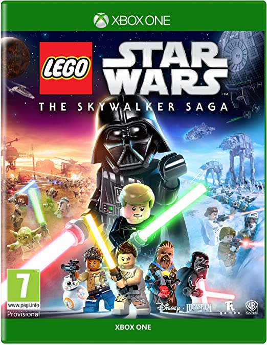 LEGO Star Wars: The Skywalker Saga - Xbox One [Importación inglesa ...