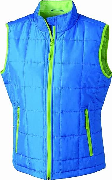 James   Nicholson chaleco para mujer abrigo sopesadas  Amazon.es  Ropa y  accesorios fbaba367cab8