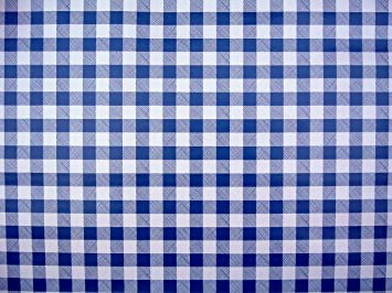 Ordinaire THE TABLECLOTH SHOP Blue Gingham Vinyl Tablecloth Table Cover 2 Metres:  Amazon.co.uk: Kitchen U0026 Home