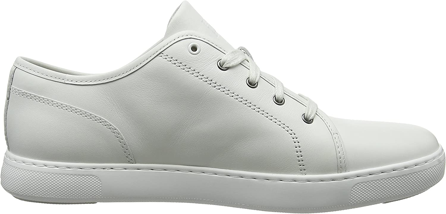 Fitflop Christophe Tumbled, Baskets Homme Blanc Urban White 194