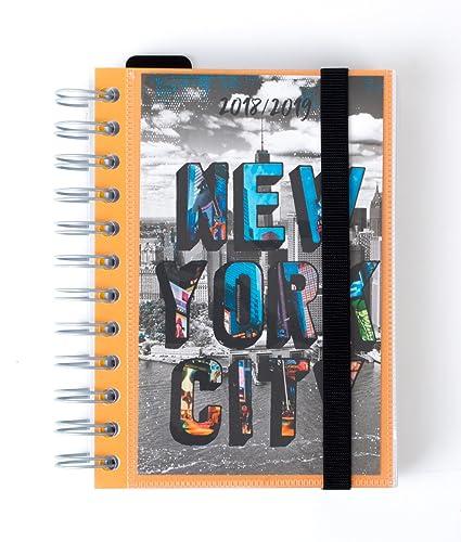 Grupo Erik Editores New York- Agenda escolar 2018-2019 día ...