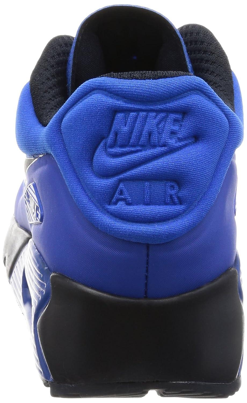 Nike Air Max 90 Ultra SE Men Lifestyle Casual Sneakers New Hyper Cobalt 10