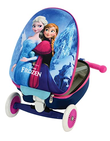 Amazon.com: Disney Frozen - Maleta 3 en 1 para scootin, 3 ...