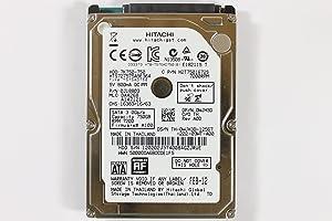 """Dell WJH3D HTS727575A9E364 2.5"""" SATA 750GB 7200 3 Hitachi Laptop Hard Drive Alienware 14"""