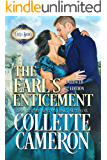 The Earl's Enticement: Enhanced Second Edition: A Historical Scottish Regency Romance (Castle Brides Book 3)