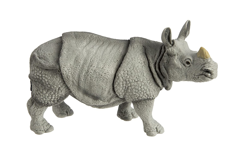 Safari Ltd  Wild Wildlife Indian Rhino 297329