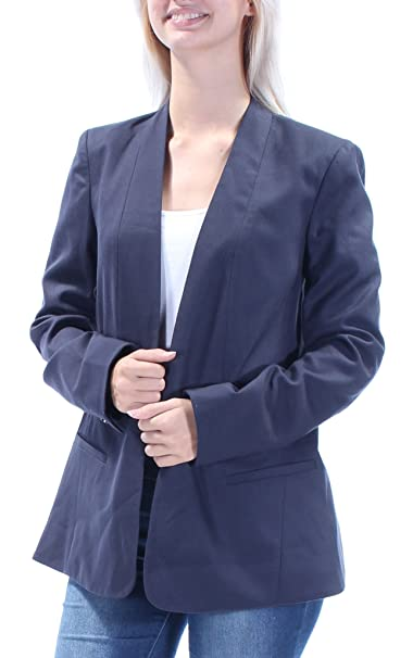 Amazon.com: Rachel Rachel Roy U-Back Tuxedo – Chaqueta de la ...