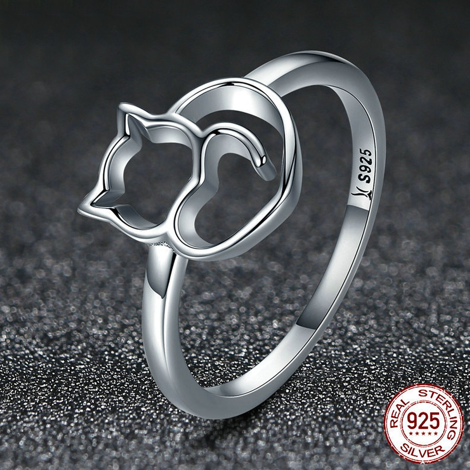 XingYue-Jewelry-Sterling-Silver-Rings-for-Women-Cat-Rings-for-Girls-Teen-Valentines-Day-Size-6-7-8-9