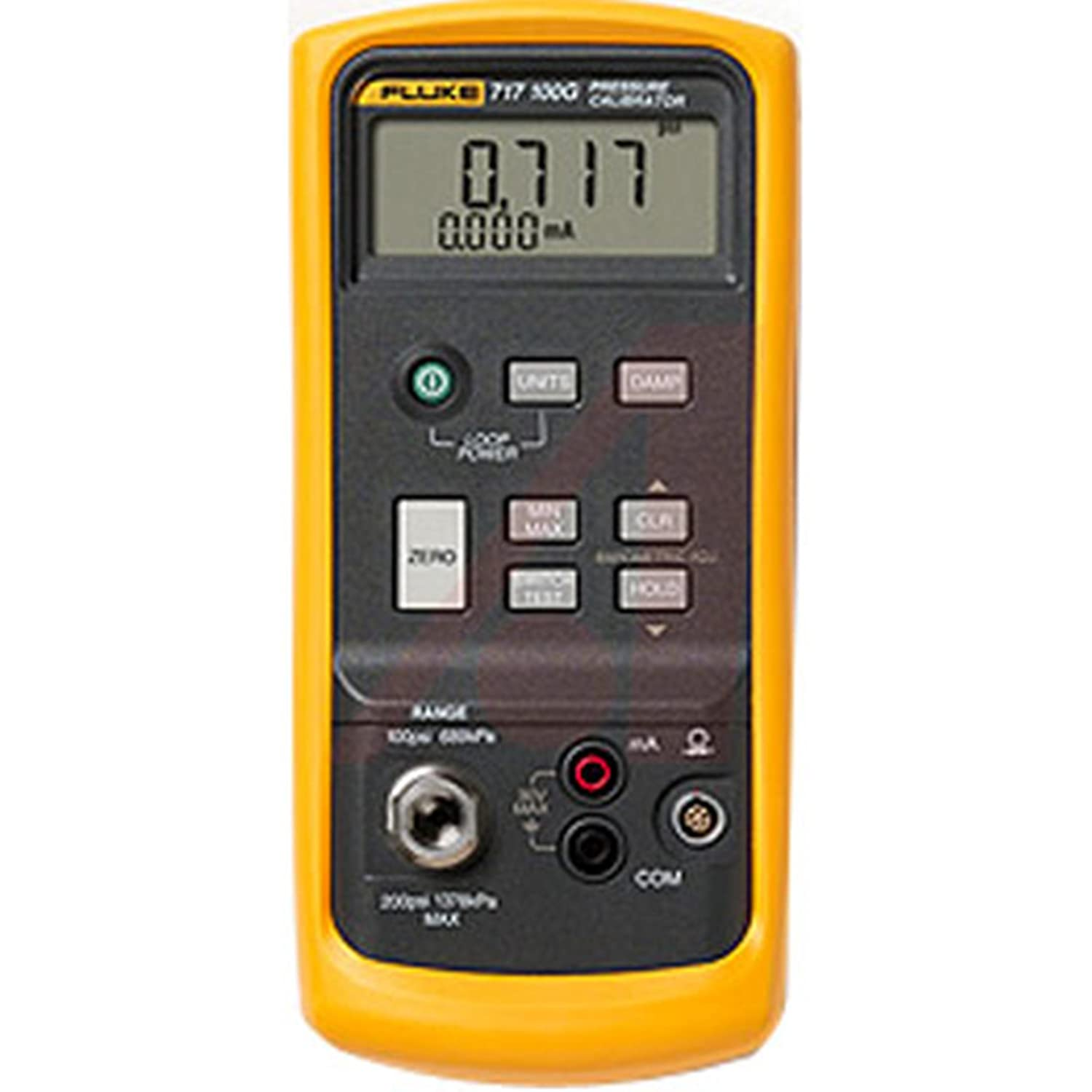 Fluke 717 30 G Calibrador De Presión 2 Bar Amazon Es