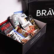 BRV BOX - Premium Healthy Snack Subscription Box - Giving back to Veterans/Military