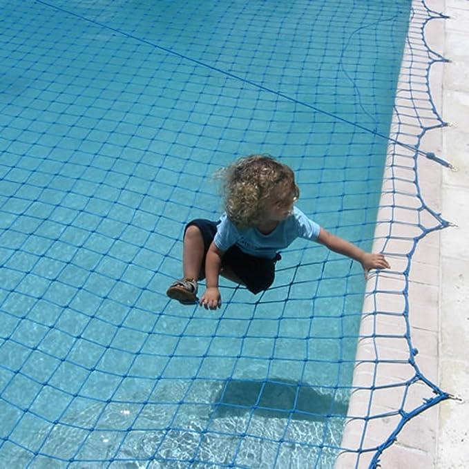 Home 30\' Round Aboveground Winter Swimming Pool Leaf Net ...