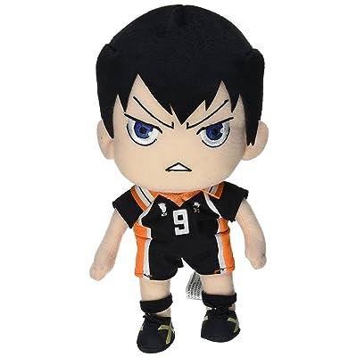 "GE Animation Great Eastern 52941 Haikyuu!! Kageyama Tobio Stuffed Plush, 9"": Toys & Games"