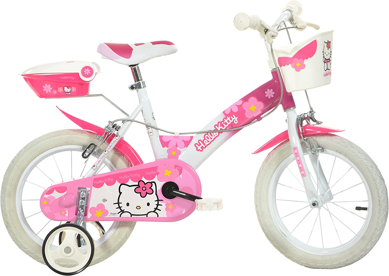 Dino Bikes 154N-HK 14-Inch Hello Kitty Bicycle