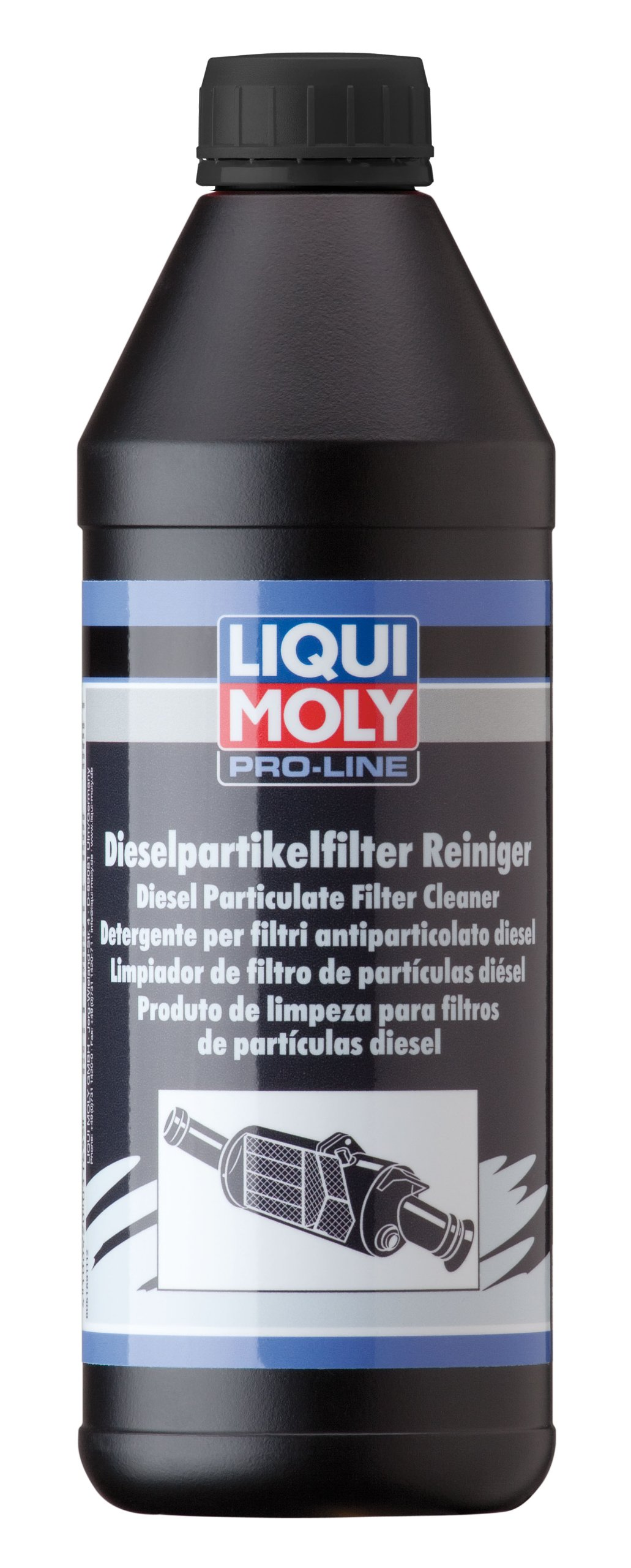 Liqui Moly 5169 Diesel Particulate Filter Cleaner - 1 Liter by Liqui Moly