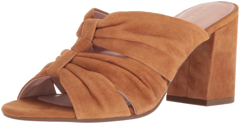 Taryn Rose Women's Lana Sheep Nappa Slide Sandal 34TR0304-BLK