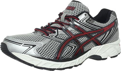 Asics – Running para Hombre (Gel-Equation 7 Zapatillas en Lightning/Onyx/Rojo, Color, Talla 44,5 EU M: Amazon.es: Zapatos y complementos