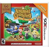 NINTENDO SELECTS: ANIMAL CROSSING WELCOME AMIIBO - 3DS