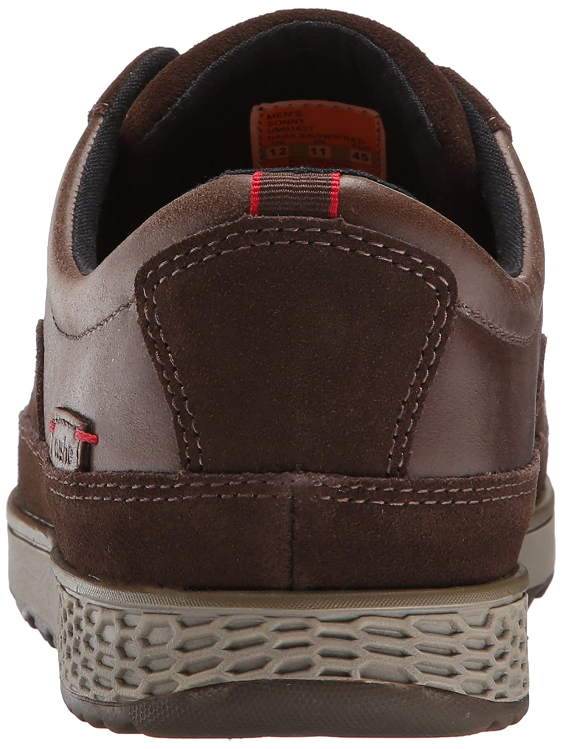 Cushe Sonny Lace up Sneaker B00T3LJ7VA Brown 44 BR/11 M US|Dark Brown B00T3LJ7VA edf290