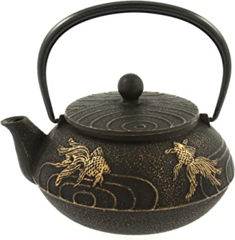 Iwachu Japanese Cast Iron Teapot