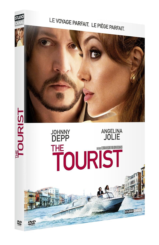 The Tourist [Francia] [DVD]: Amazon.es: Johnny Depp, Angelina ...